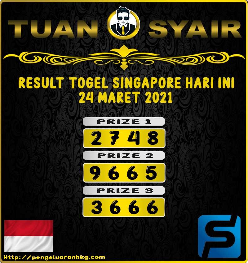 Result Singapore